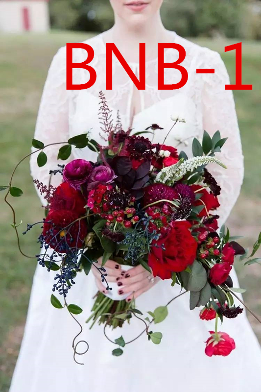Wedding Bridal Accessories Holding Flowers 3303 BNB 1-10