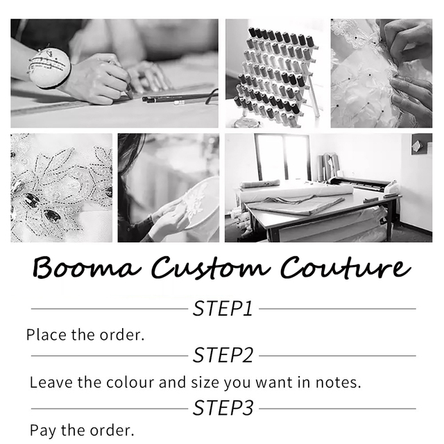 Booma Polka Dots Tulle Beach Wedding Dresses O-Neck Long Sleeves Sheer Neckline Bride Dresses Backless A-Line Bridal Gowns 6
