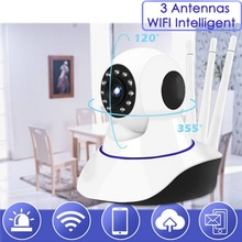 Wireless IP Camera Wi-fi Wireless Home Security Camera Surveillance Camera Wifi Night Vision CCTV Camera 2mp Baby Monitor daytech 1080p wireless ip camera 2mp wifi home security surveillance camera wi fi network cctv indoor ir night vision pan tilt