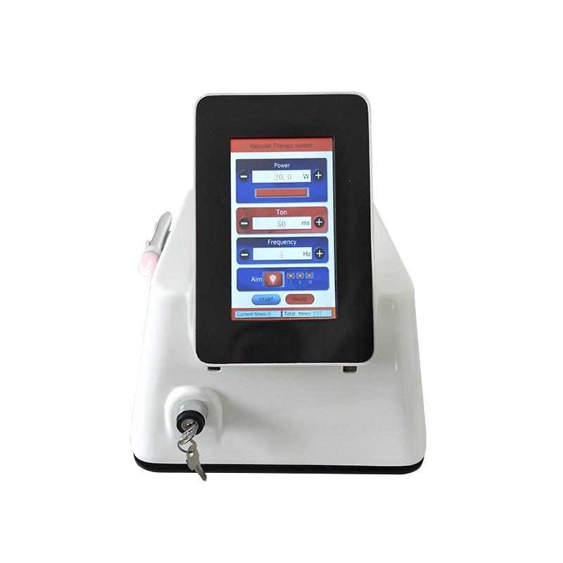 30W 3 dans 1 Porwerful diode laser 980nm araignée veine retrait stylo/laser diodo 980nm araignée veine/retrait vasculaire machine de beauté