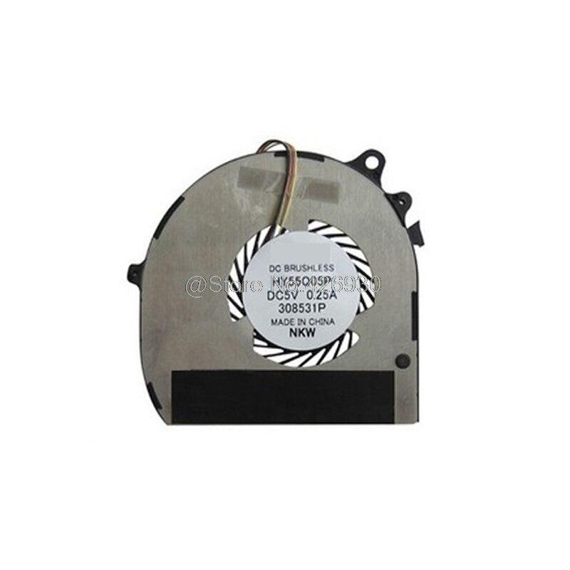 Laptop CPU Cooling Fan For SONY For VAIO PRO11 SVP11 SVP11227SC SVP11226SCBI HY55Q05P DC5V 0.25A 308531P new