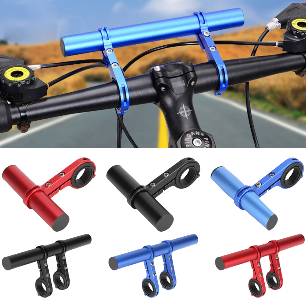 Bicycle Light Lamp Stand Holder Flashlight Torch Clamp Clip Mount /& Screw /& Base