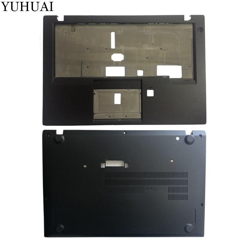 New FOR Lenovo Thinkpad T460S Palmrest COVER SM10M83922 AM0YU000100/Laptop Bottom Base Case Cover Black AM0YU000700 SM10H22117