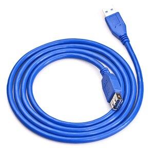 Image 5 - Usb 3.0 macho para fêmea 5gbps cabo linha de extensão do porto computador cabo de dados de transmissão estável de alta velocidade cabo de cobre