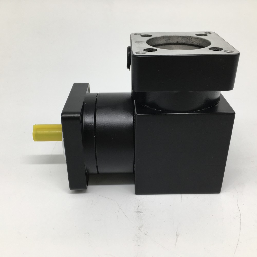 36:1 NEMA34 Right Angled Planetary Speed Reducer Ratio 36 86MM  Gearbox 90 Degree Angle Reversing Corner for 86 Stepper Motor|Speed Reducers| |  - title=
