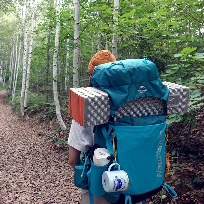 naturehike portatil caminhadas montanhismo espuma esteira de 04