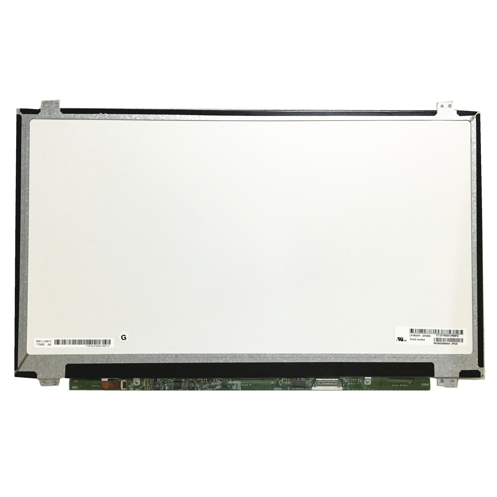 Free Shipping LP156WF6-SPM2 LP156WF6 SPM2 SPM3 SPM1 LP156WF6 SPP1 SPP2 LP156WF6 SPK1 Laptop Lcd Screen 1920*1080 EDP 30Pins IPS