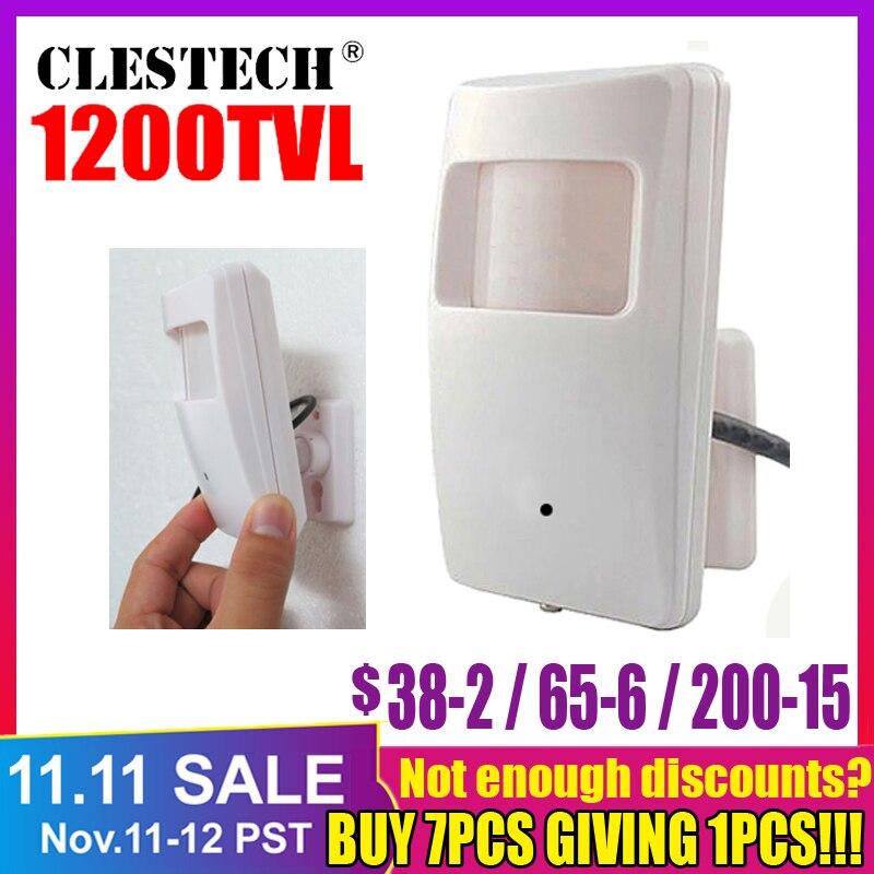 3.7mm Lens Hidden HD CCTV Camera Real 1200TVL Security Surveillance Color Video Probe Exterior Small Mini Camera  Have Bracket