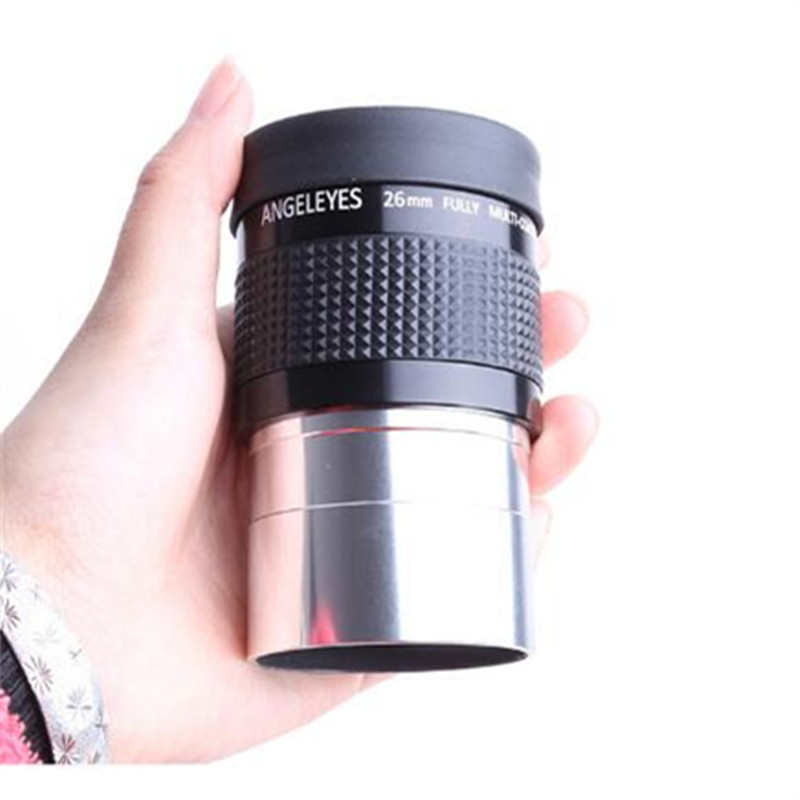 Angeleyes 2 Inches 26mm Fully Multi-layer Coating Eyepiece Telescope Accessories