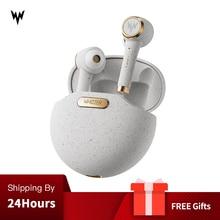 WHIZZER TP1S TWS kulaklık наушники 3D fone de ouvido estéreo sem fio Bluetooth fone de ouvido microfone 48hStandby Cancelamento de Ruído