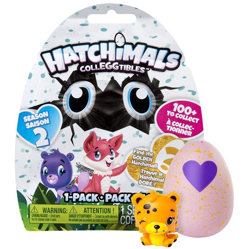 Tout nouveau deuxième quart ha chi magique oeuf-embryon oeuf GIRL'S jouet Animal modèle enfants drôle oeuf Pet oeuf