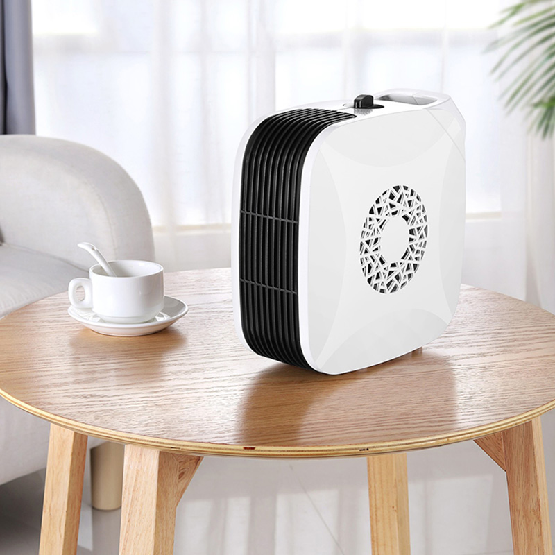 Handy Space Heater Plug-in Mini Heater Portable For Office Home Dorm Room 110-220V 700W _WK