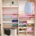 Регулируемый шкаф  органайзер для хранения полка настенная кухонная стойка для экономии пространства шкаф декоративные полки для шкафа де...