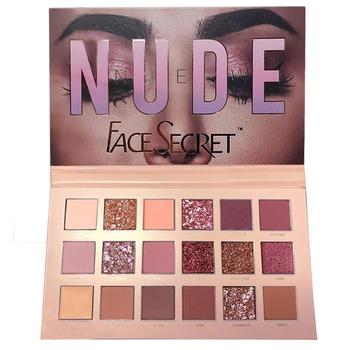 ICYCHEER Nude Shadows Palette 18 kolor matowy makijaż cień brokat pigmentowany Smoky Eye Shadow wysokiej jakości nowy makijaż pallete tanie i dobre opinie CN (pochodzenie) Jedna jednostka Powder DŁUGOTRWAŁY łatwe do noszenia Naturalne inny BRIGHTEN Wodoodporny Pełny rozmiar