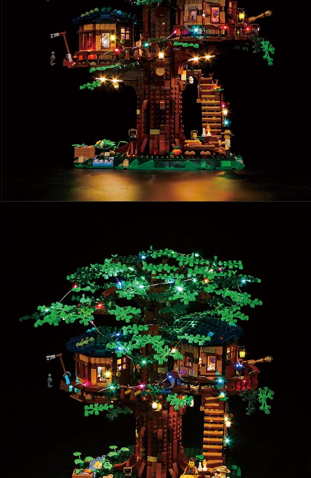 Lego 21318 Treehouse (2)