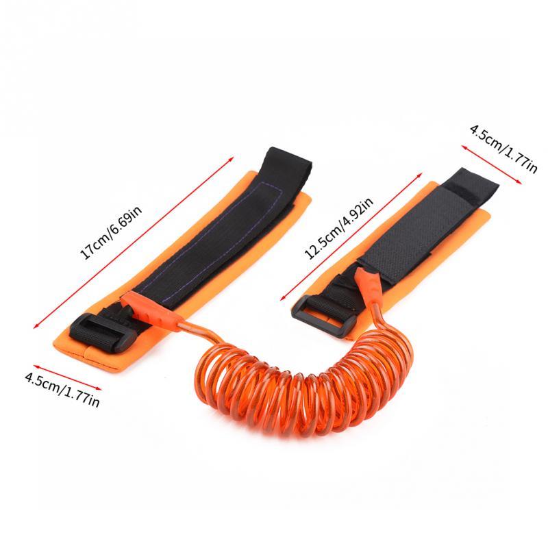 1,5 м регулируемый Поводок Веревка для детей, чтобы предотвратить детей от потери браслета и ребенка ходунка браслет