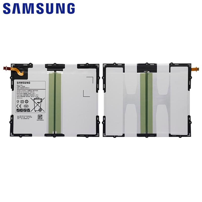 Image 4 - 삼성 태블릿 배터리 EB BT585ABE 7300mAh 삼성 갤럭시 타블렛 탭 10.1 2016 T580 SM T585C T585 T580N 배터리휴대폰 배터리전화기 & 통신 -