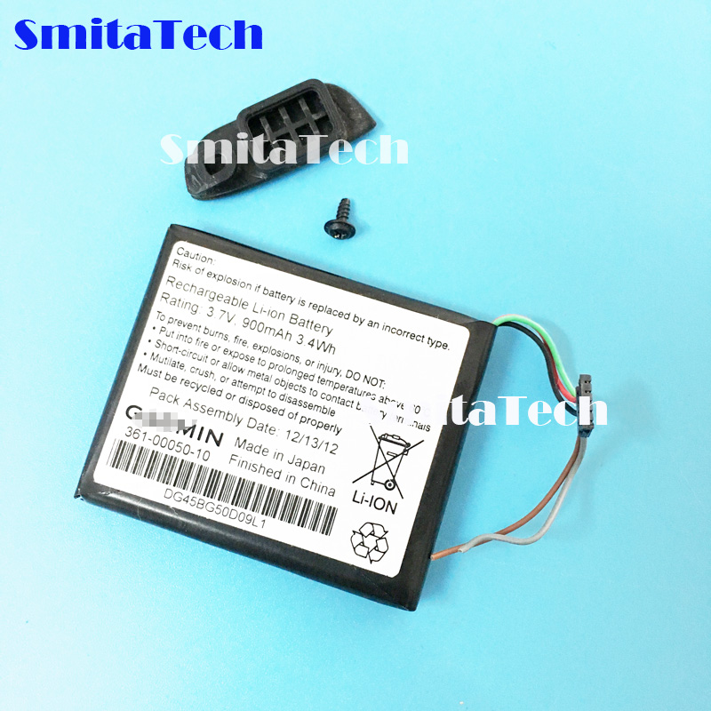361-00050-10 For GARMIN Edge 510 Edge 510J Rechargeable Li-ion Battery 3.7V 900mAh 3.4Wh Repair Part Or Shell USB Cap Repairtool