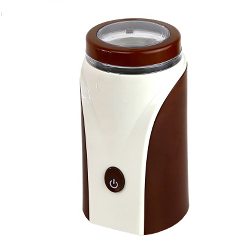 Crm9053 Electric Coffee Grinder Household Full Automatic Stainless Steel Grinder Non Hand Grinder