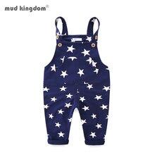 Mudkingdom/брюки для новорожденных; Комбинезоны маленьких мальчиков;