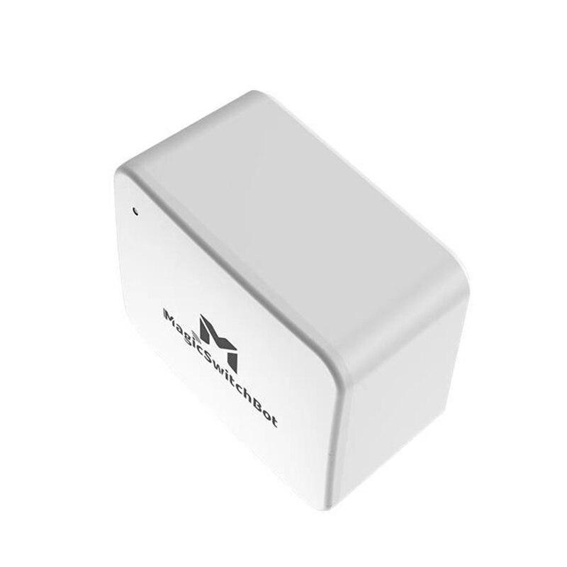 Interruptor inteligente knop pusher voor garagem muur