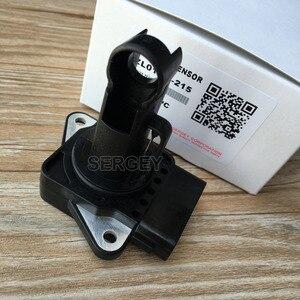 Image 4 - מקורי Mass Air Flow Meter MAF חיישן עבור מאזדה 3 5 6 PROTEGE MX 5 מיאטה ZL01 ZL0113215 ZL01 13 215 197400 2010 1974002010