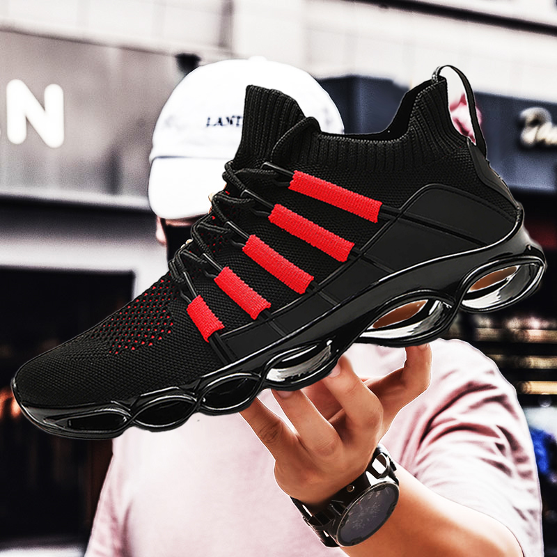 New Men Shoes Breathable Sneaker Running Shoes Fashion 46 Large Size Comfortable Sports Trend  Shoes 47 Jogging Casual Shoes 48