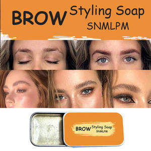 Soap-Kit Cosmetics Makeup Eyebrow-Tint-Pomade Styling-Brows Lasting Waterproof 3D TSLM1