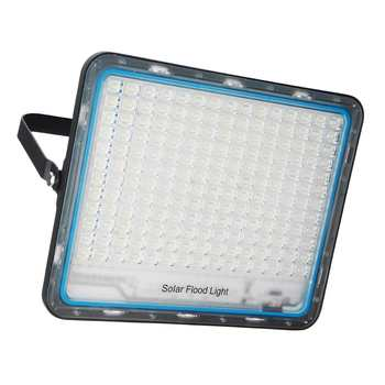 Multi-function Solar Flood Light Outdoor Waterproof Wall Lamp Led Solar Lamps Garden Lighting 150/200/300/400W W/ Solar panel RC 3
