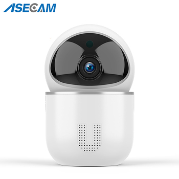 HD 1080P Cloud IP Camera Auto Tracking Surveillance Camera Home Security Wireless WiFi Network CCTV Camera Baby Monitor 180 degree cmos hd 1080p wireless panorama network surveillance camera home security mobile phone wifi remote baby monitor