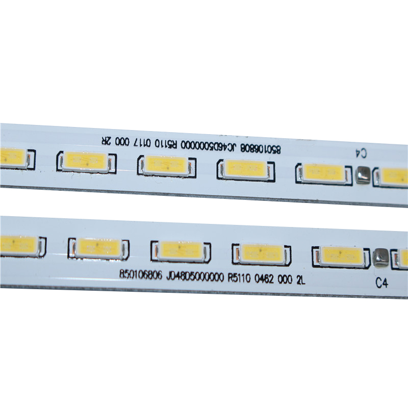 10pcs New Original 100LED Strip Circuits RF-AC550C14-5002L-01 RF-AC550C14-5002R-01 FOR 55Q1F / 55Q2F 55Q1FU/55Q2FU 60CM