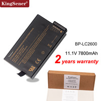KingSener BP LC2600/33 01SI Laptop Battery For Getac M230 X500 V100 V200 V1010 S400 Notebook Series BP LC2600 BP LP2900/33 01PI