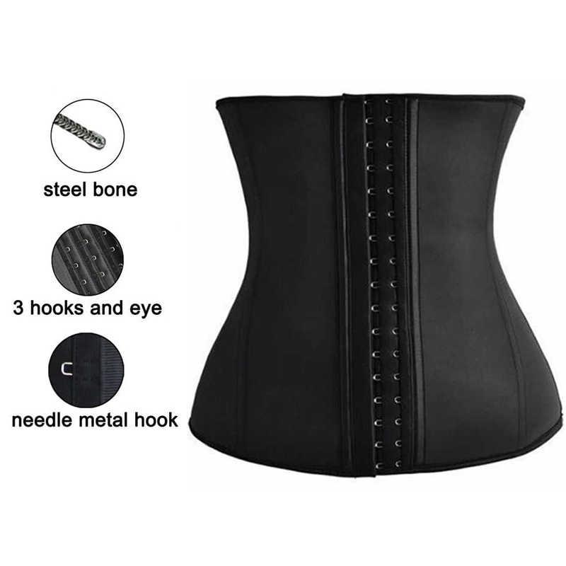 Cxzd cinta de modelagem e treinamento de cintura, cinta de emagrecimento, calça cinto de espartilho