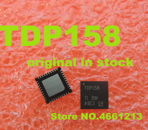 Image 1 - 1 قطعة 100% الأصلي جديد TDP158 TDP158RSBR TDP158RSBT QFN 40 IC رقاقة
