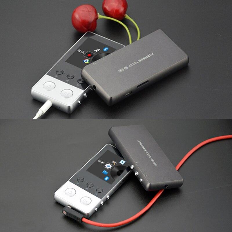Bluetooth MP4 MP3 Players 8GB HIFI Music USB Portable 1.8 Inch TFT Screen FM Radio ING-SHIPPING