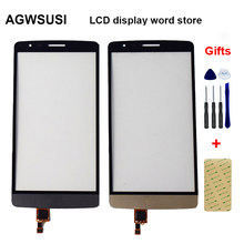 For LG G3 S Mini Beat G3s D722 D724 D725 Touch Screen Digitizer Sensor Glass(China)