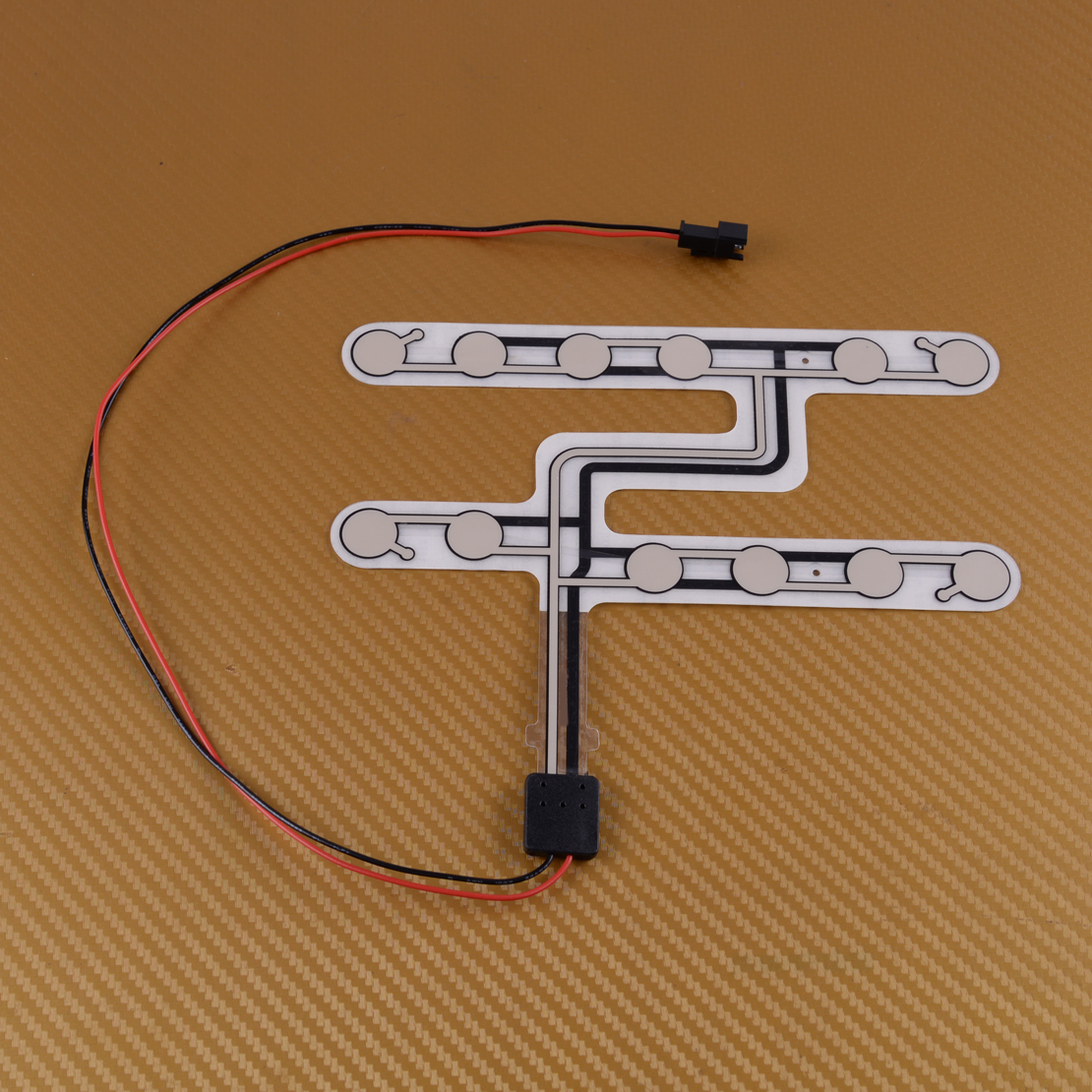 CITALL 범용 카시트 압력 센서 안전 벨트 액세서리 경고 알림 패드 점유 된 장착 알람