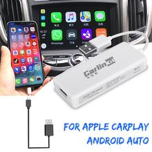 Carlinkit Wired Apple CarPlay USB Dongle Android Auto for Android Head Unit Smart link Mirror link IOS System Car Accessory
