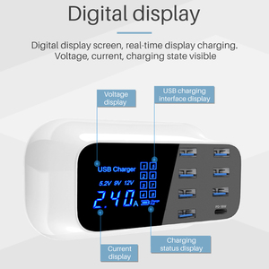 Image 3 - Quick Charge Type C USB Charger 18W PD Charger For iPhone 12 Fast Charging HUB For iPhone Android Adapter USB C Phone Charger