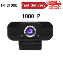 1080P Webcam HD Camera with Built-in HD Microphone 1920 x 1080p USB Video 1080p