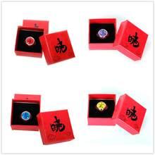 Anime Naruto Shippuden Akatsuki Ring Cos Uchiha Itach Pijn Zetsu Konan Kakuzu Sasori Deidara Orochimaru Hidan Metalen Ringen Figuur