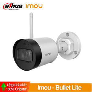 Dahua IMOU IPC-G22 IPC-G42 Bullet Lite 2MP 4MP Wifi Camera H.265 Wireless Camera Cloud Sd Card Storage Built-in MIC IP67(China)