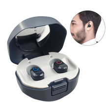 Digital Hearing Aids Rechargeable Audifonos Sound Amplifier Professional Hearing Aid ITC Hearing Device Audifonos for Deafness
