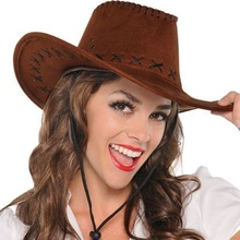 Модная Ковбойская шляпа в западном стиле, шляпа с большими полями для мужчин или женщин, ковбойская шляпа в западном стиле