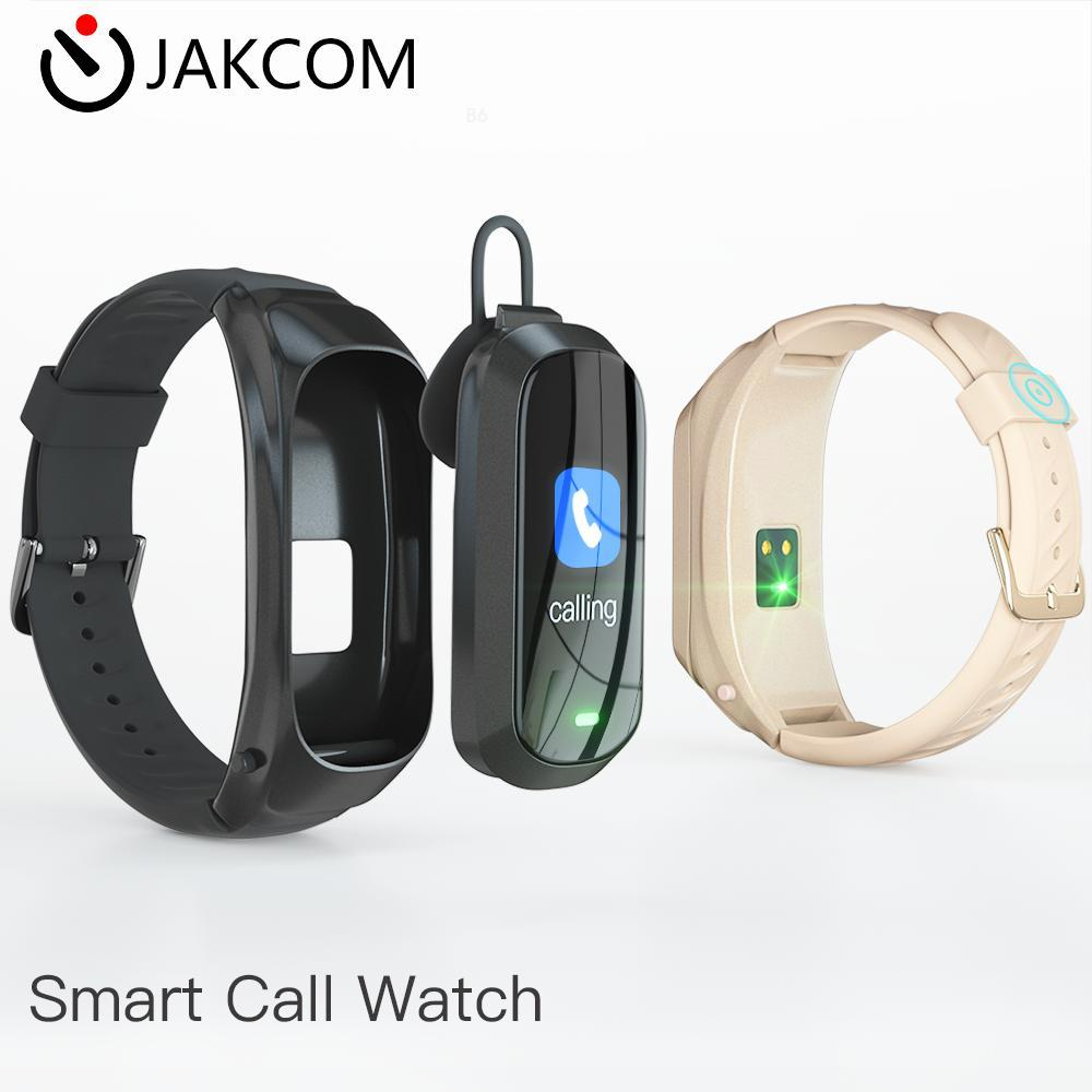 JAKCOM B6 Smart Call <font><b>Watch</b></font> Match to t5 <font><b>watch</b></font> <font><b>band</b></font> 4 pro <font><b>kw88</b></font> color smart for women sport gps kids fitness tracker 2 image