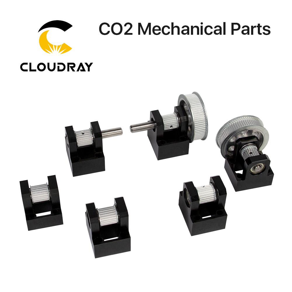 Image 2 - Cloudray E Series CO2 Laser Mechanical Parts Metal Components for DIY CO2 Laser Engraving Cutting Machinemachinecomponents  -