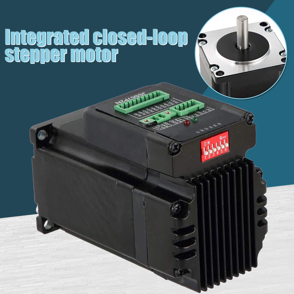 Closed Loop Motor Stepper Integrated Digital for Robots Cutting Marking CNC Router Engraving Machine JSS57P2N CLH@8
