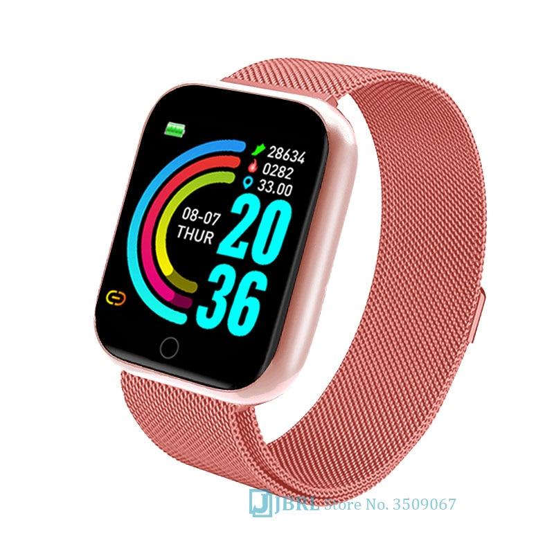 Square Digital Watch Women Sport Men Watches Electronic LED Ladies Wrist Watch For Men Women Clock Female Male Wristwatch Hours