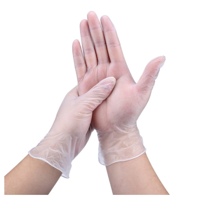 1000pcs Disposable Gloves PVC Home Cleaning Medical/Food/Rubber/Garden Gloves Universal Hand Nitrile Glove DHL Free Shipping