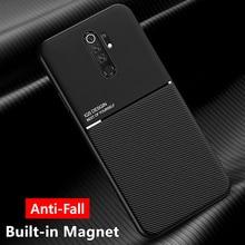 For Xiaomi Mi 9T 10T 9 8 Lite Poco X3 NFC F3 M3 Anti Shock Magnet Shockproof Case Cover For Redmi Note 8 9 10 Pro 7 8T 9C 9S 9T